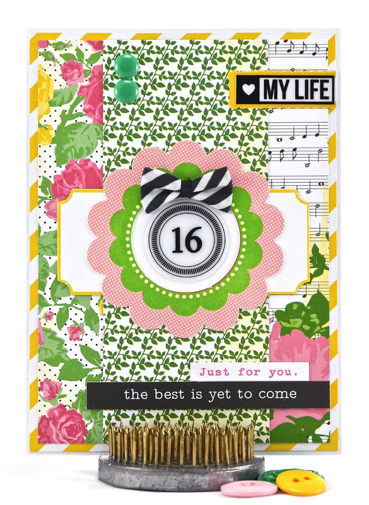 The 25 best Sixteenth birthday ideas – Happy Sweet 16 Birthday Cards