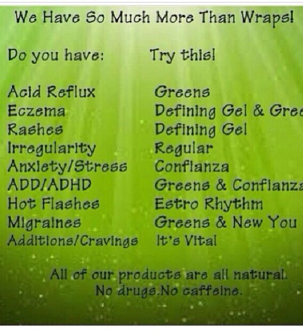 I am an It works Distributor we sell all natural products!  wrapitwithlauralee.myitworks.com