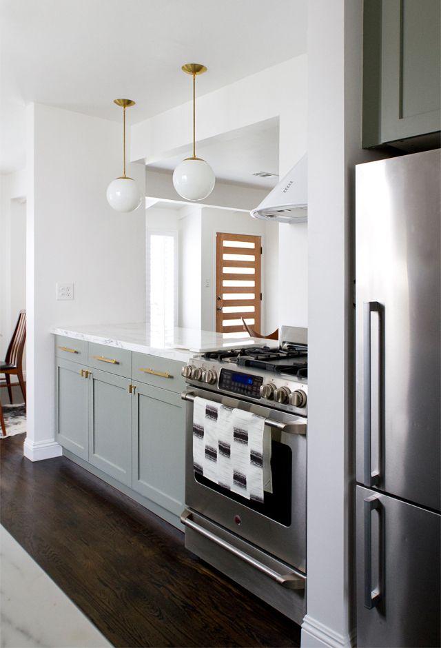 home progress: kitchen update - smitten studio // sarah sherman samuel