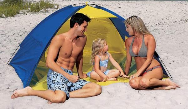 Comprar carpas de playa baratas