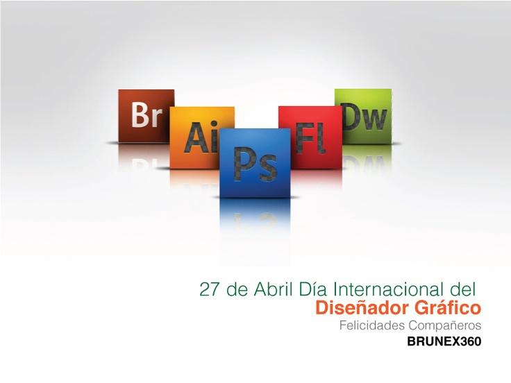 Feliz Día del diseñador gráfico!!