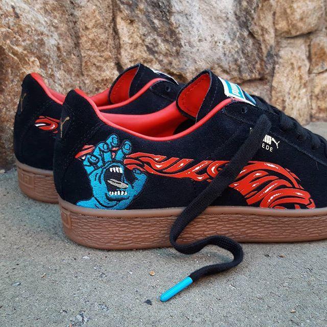 f19915c92e287a Puma Suede x Santa Cruz Classic 50 Size Man - Price  119 (Spain Envíos