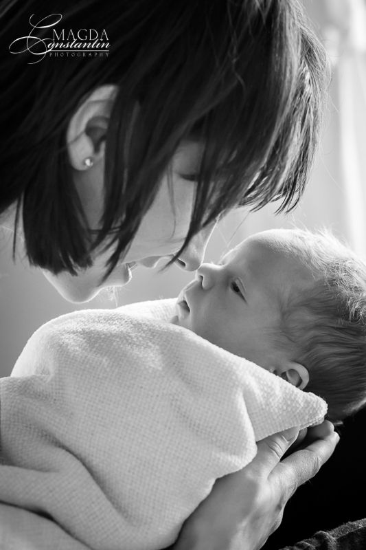 Newborn photography - Eric