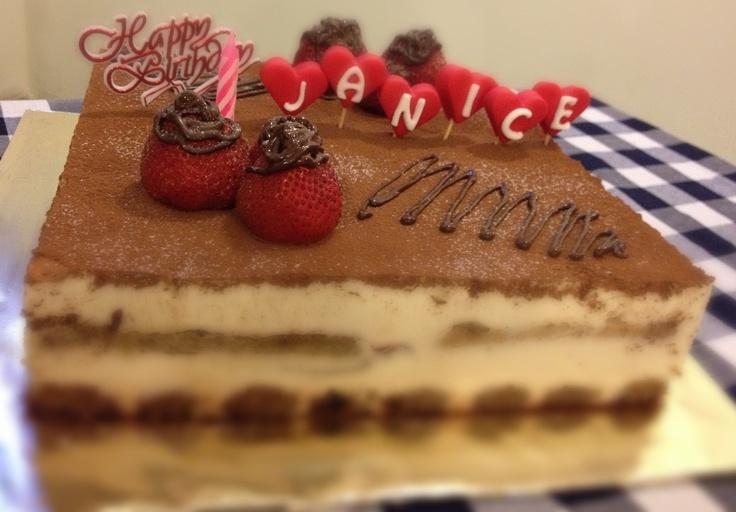 Janice's cake
