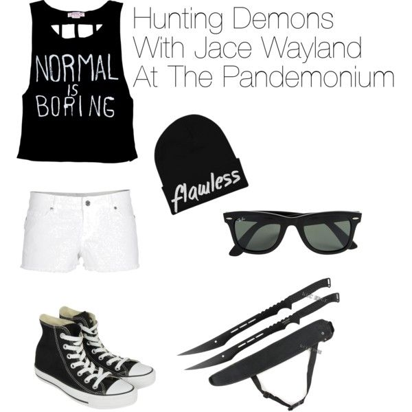 Hunting Demons With Jace Wayland At The Pandemonium