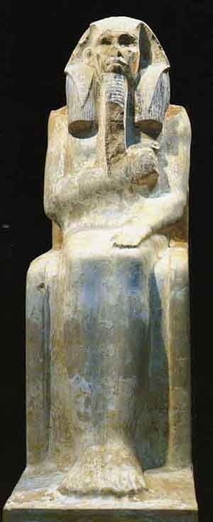 Djoser - Netjerykhet was an ancient Egyptian king (pharaoh) of the 3rd dynasty during the Old Kingdom and the founder of this epoque. He is well known under his Hellenized names Tosorthros (by Manetho) and Sesorthos (by Eusebius).