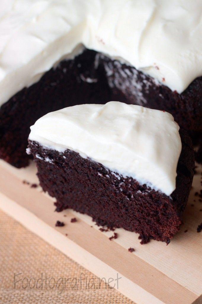 La mejor tarta de chocolate (Guinness Cake) Más