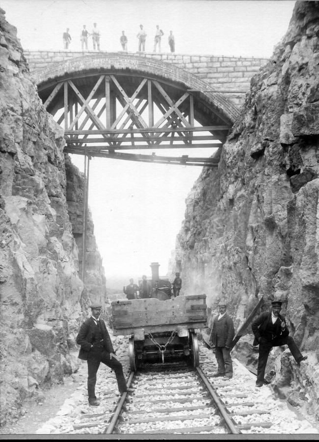 The 150th anniversary of the Portland branch railway. Brian Jackson has very kindly supplied Looking Back with a potted history of the railway taking a look at the days when you could reach Portland by train.