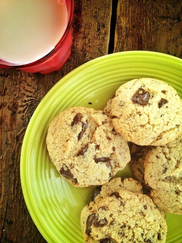Worlds Best Chocolate Chunk Cookies (Gluten/Grain/Egg/Starch/Sugar Free & Paleo)