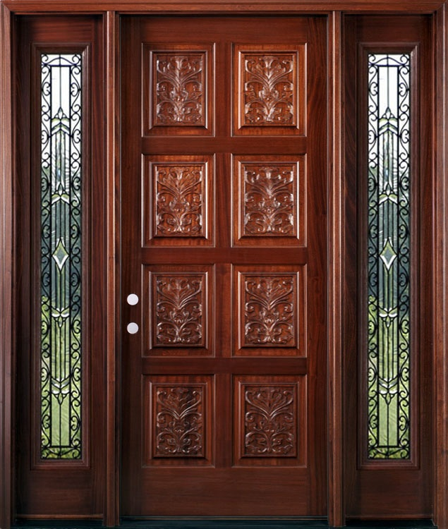 Classic Door Design best 20 front door design ideas on pinterest Exterior Hand Carved Doors 8 Panel