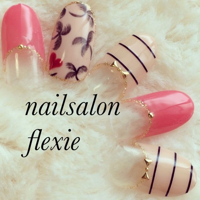ネイル 画像 nailsalon FLEXIE  495149
