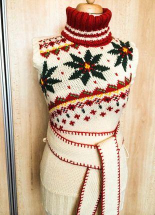 Kupuj mé předměty na #vinted http://www.vinted.cz/zeny/pletene-svetry/5293593-svetrik-bez-rukavu