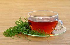 Hasi hízás és lelassult emésztés ellen: ez az egyszerű tea segít, mezei zsurló