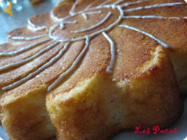 Bizcocho de mascarpone y limón, Receta por Las pacas - Petitchef