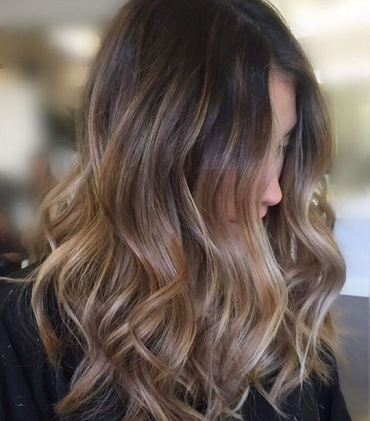 balayage hair,hair color ,balayage brown hair,Balayage Hair Ideas in Brown to Caramel Tone,Balayage Hair Ideas #balayage #haircolor