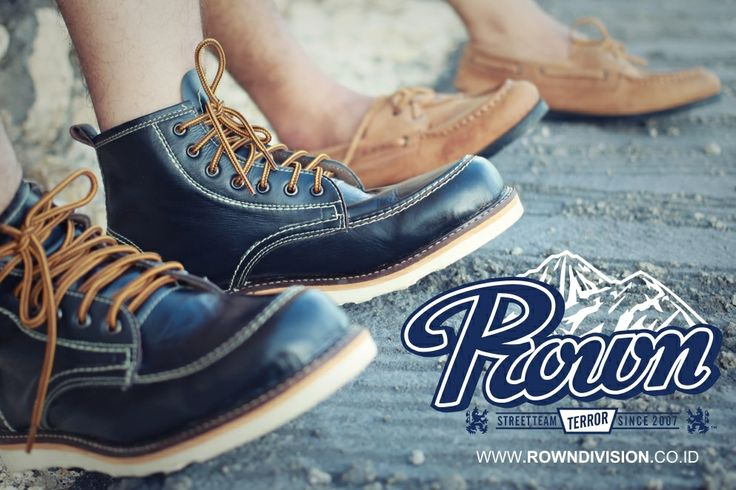 ROWN DIVISION limited BOOTS
