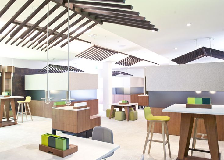 Restaurant Experience Banking by Crea International and DINN! #interiors
