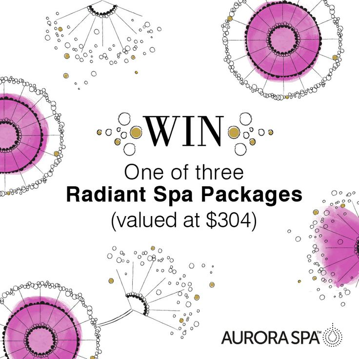 What is your greatest wish this Christmas? Share it with us for your chance to win one of three Radiant Spa Packages!