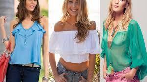 Resultado de imagen para moda elegante primavera verano 2017 mujer