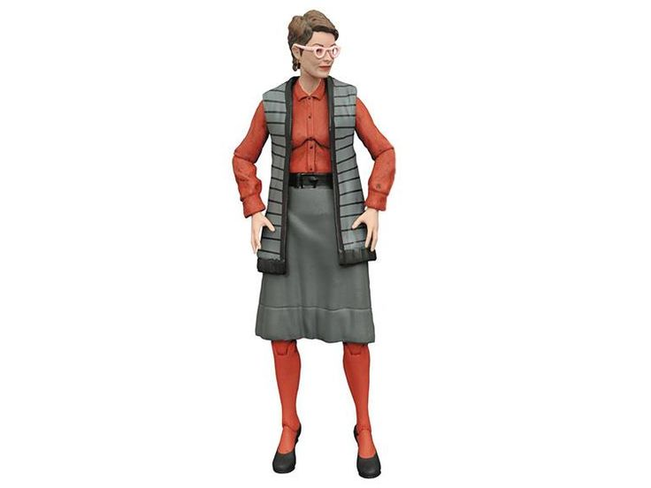 Ghostbusters Select Series 03 - Janine - Ghostbusters Figures