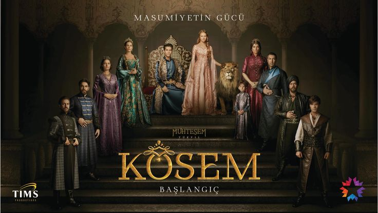 Magnificent Century Kosem' Set to Sell at TV Mart