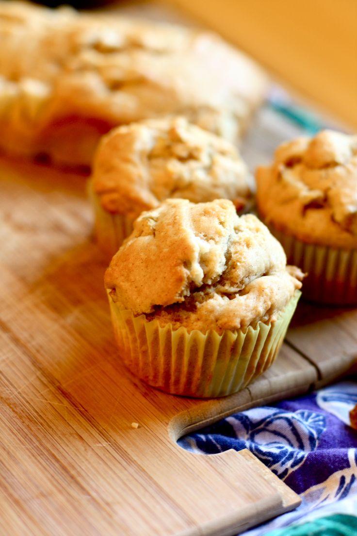 Vegan Pear Muffins-  From That's So Vegan
