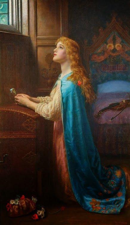 Pre-Raphaelite Brotherhood | Pre Raphaelite Art: Arthur ...