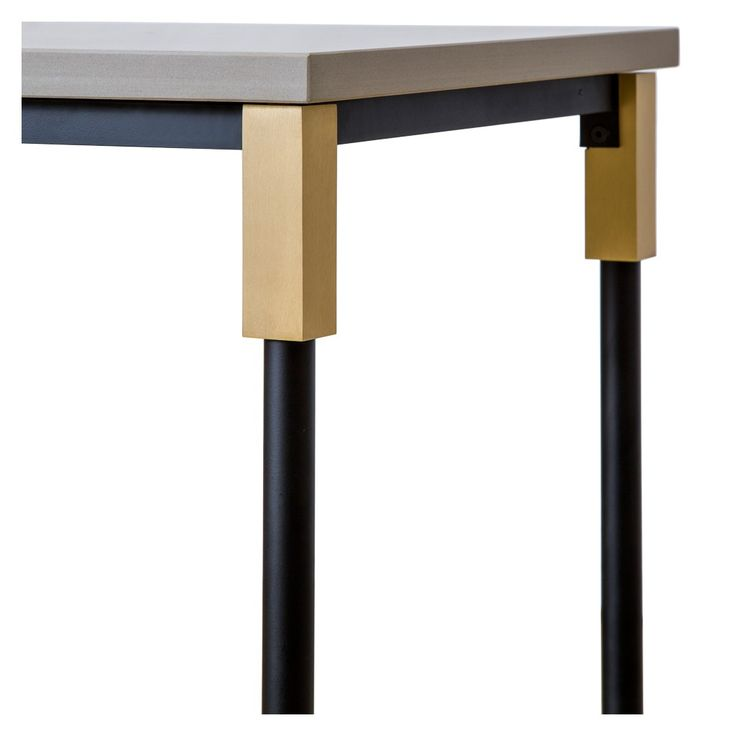 <p>The Match console table is a contemporary classic, designed by Paola Vella and Ellen Bernhardt for Arflex and crafted from the highest quality materials.</p>