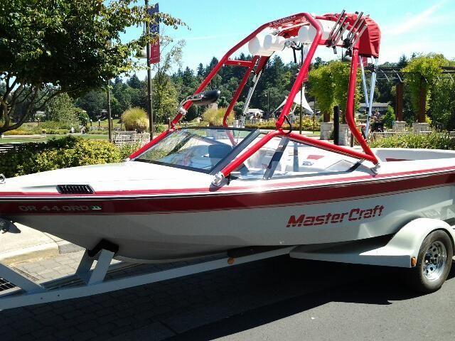 1988 - Mastercraft Boats - ProStar 190 for Sale in Lake Oswego, OR 97034 - iboats.com