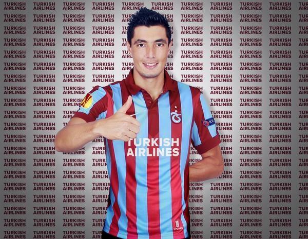 THY Trabzonspor'a UEFA Avrupa Ligi için sponsor oldu.