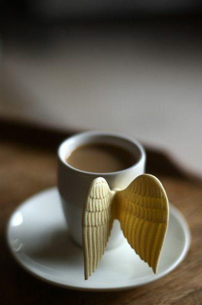 les 25 meilleures id es concernant tasses caf sur. Black Bedroom Furniture Sets. Home Design Ideas
