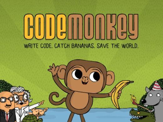 Çocuklara programlama yapmayı ve bilgisayar diliyle düşünmeyi öğreten programlar arasında yer alan CodeMonkey, adım adım basit online kodlama dersleri veriyor.