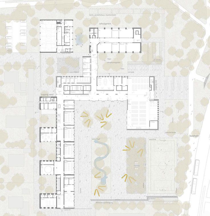High Quality Umbau Und Erweiterung Der Fritz Beck Mittelschule // By Scholl Architekten  Scholl.
