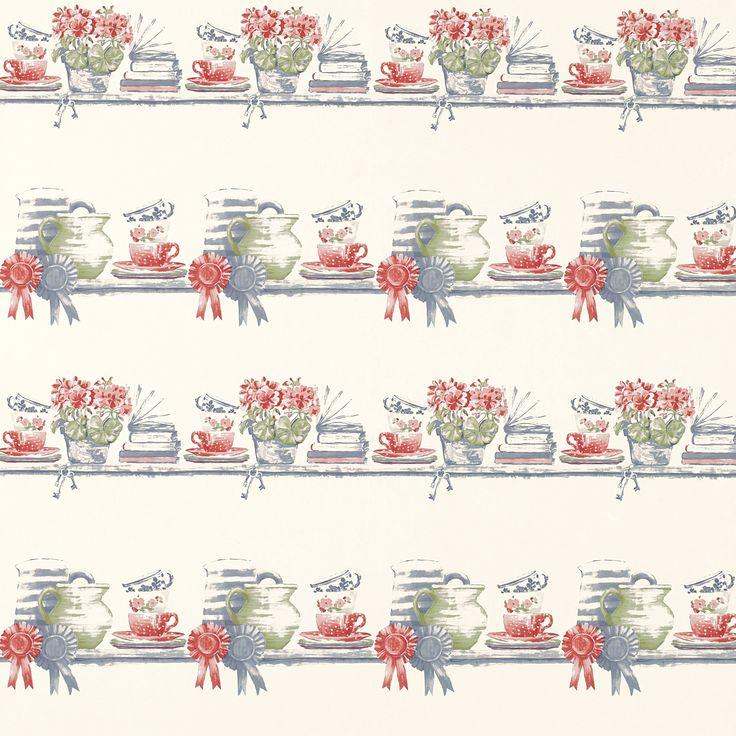 Laura Ashley Kitchen Wallpaper: 80 Best Images About Behangpapier On Pinterest