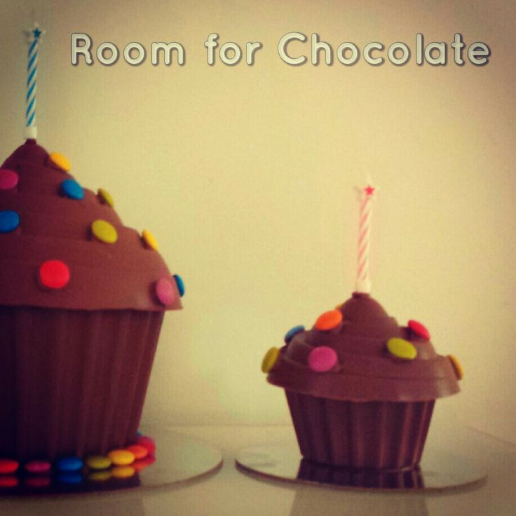 """Baby Cake"" chocolate cupcake"