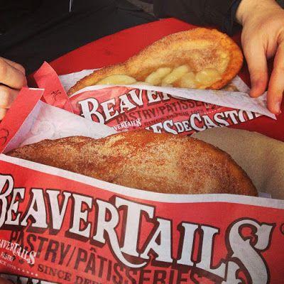 Beaver Tails Recipe - Key Ingredient