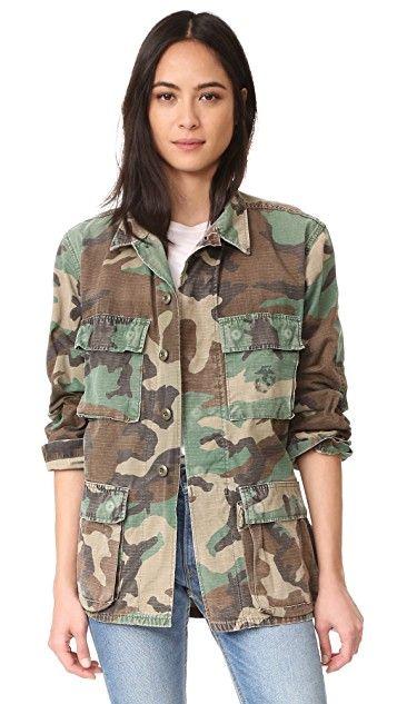 4f923bc8e5d80 kelly osbourne camo jacket - Google Search | Neat Stuff | Jackets ...