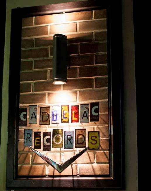 Cadillac Records Bar, karditsa , greece