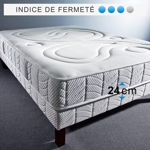 matelas mousse bultex nano prestige ferme mousse bultex. Black Bedroom Furniture Sets. Home Design Ideas