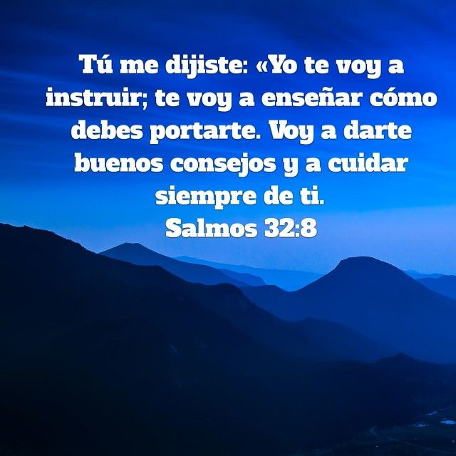 Salmo 32:8