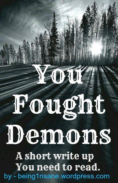 Demons edit