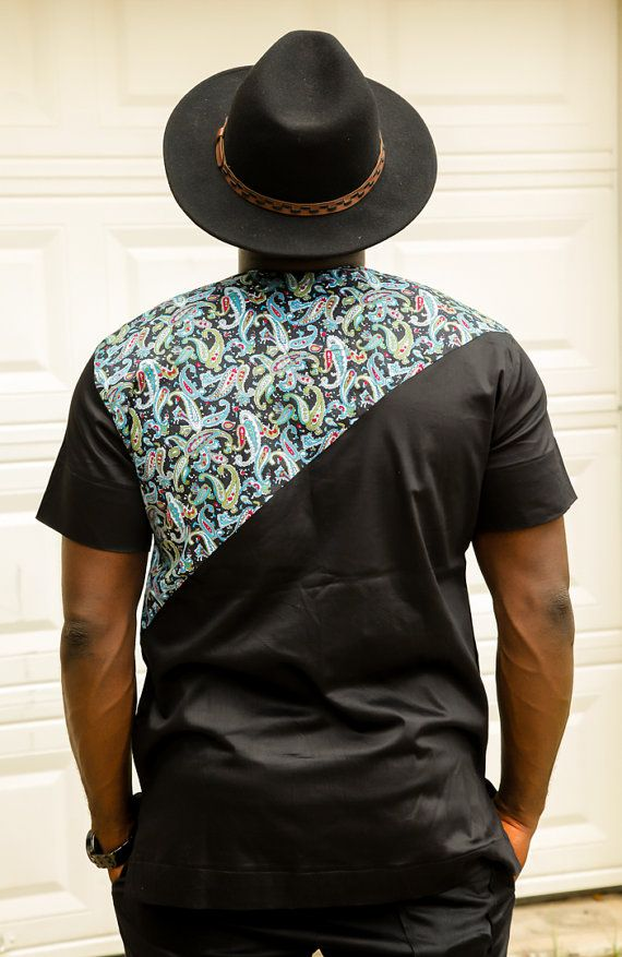 Men's African Wear African Print African Designs by SuccesSexy