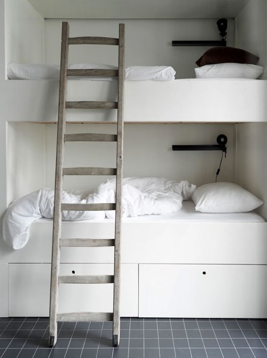 Built-in bunks | Est Magazine