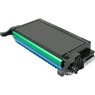 Compatible High Yield Cyan Laser Toner Cartridge for Samsung CLP-C660B