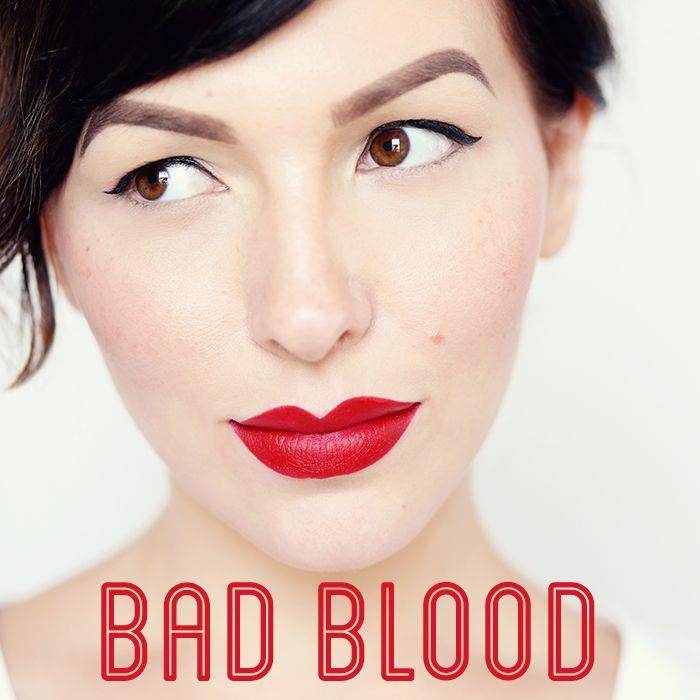 Makeup Monday: Urban Decay Matte Revolution Lipstick Swatches   Keiko Lynn