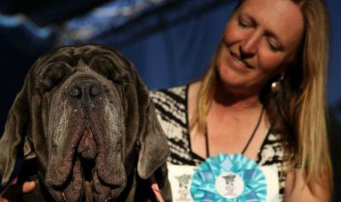 Martha, this year's winner of the World's Ugliest Dog contest, has a powerful message for dog-kind everywhere.