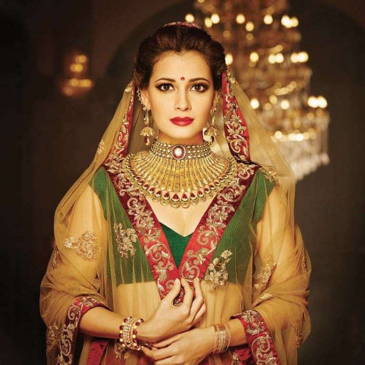 Dia Mirza Photoshoot For Imperial Jewellery