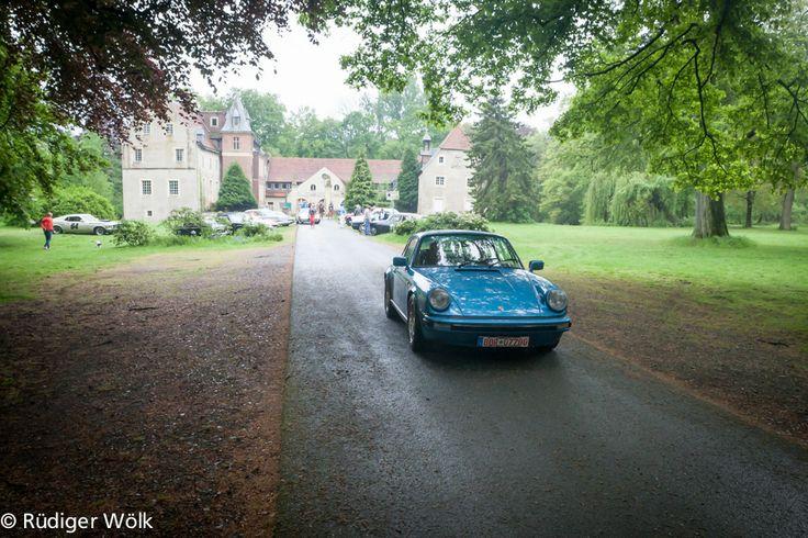 Münsterlandtour am Schloss Senden