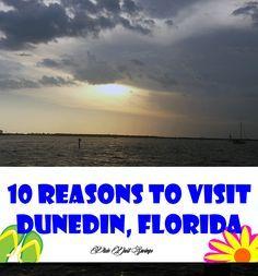 10 Reasons to Visit Dunedin, Florida