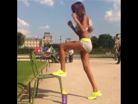 SONIA TLEV WORKOUT AT HOME TOP BODY CHALLENGE - PART 1 - YouTube